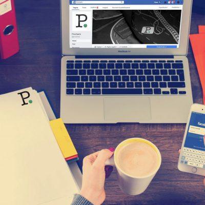 piano editoriale social